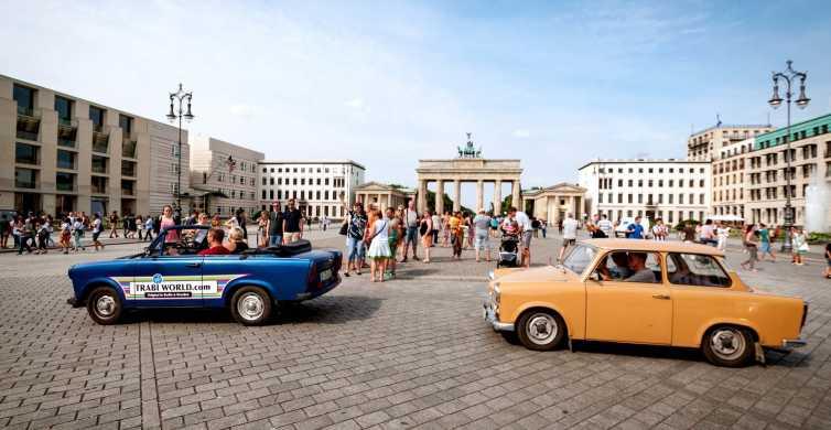 Berlin: 75-minute Trabi Safari
