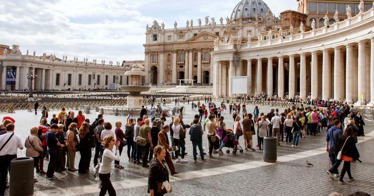 Reserved Entrance: Saint Peter Basilica Self-Guided Tour
