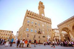 Florença: passe para passeio a pé medieval e renascentista