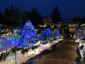Ab Vancouver: Victoria & Butchart Gardens - Weihnachtstour