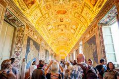 Tour Museus Vaticanos e Capela Sistina