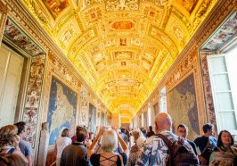 What to do in Rome - Vatican Museum and Sistine Chapel Tour