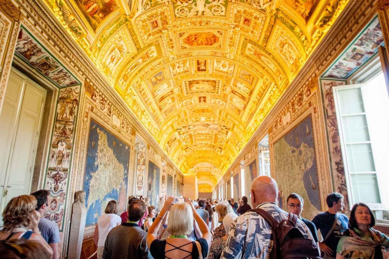 Vatican Museum, Sixtinische Kapelle und St. Peter's Guided Tour