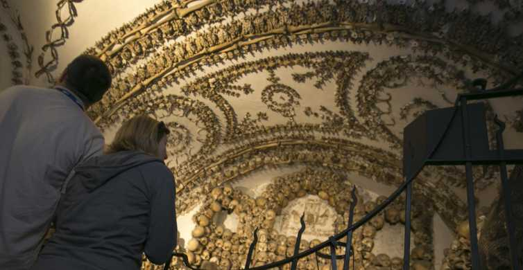 Crypts, Catacombs & Dark Heart of Rome Supersaver Tour