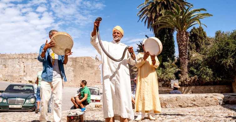 Ganztägige Tanger-Tour mit der Fähre