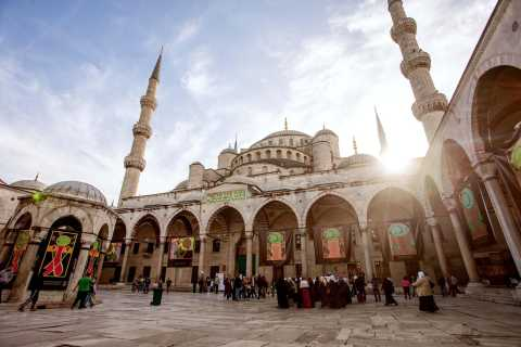 Imperial & Ottoman Wonders Tour - Full Day