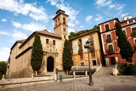 Granada: Albayzin and Sacromonte Walking Tour