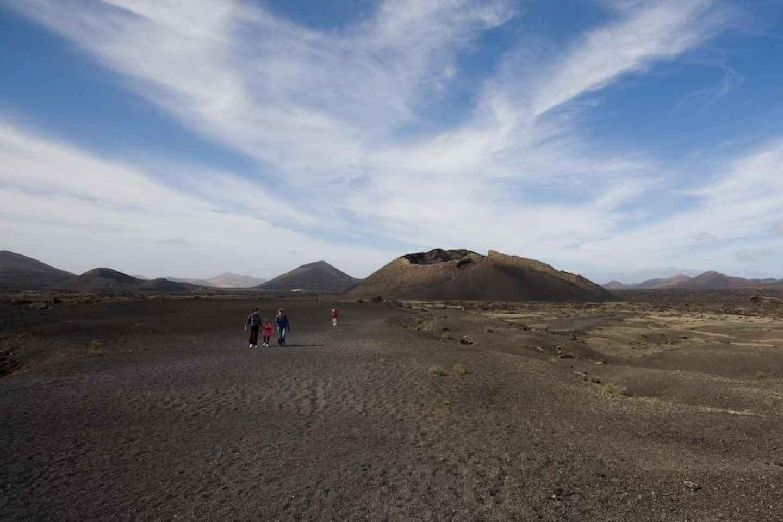 Lanzarote: Vulkanwanderung mit Transfer