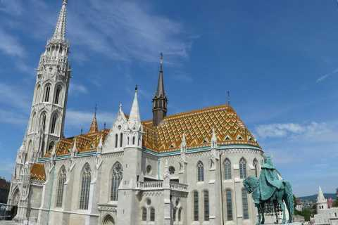 Budapest: Kingdom of Many Nations 3-Hour Walking Tour