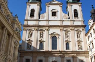 Wien stellt sich vor II: Hinterhöfe & Mysteriöse Orte