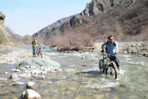 From Tbilisi: Rkoni Village Cycling Tour