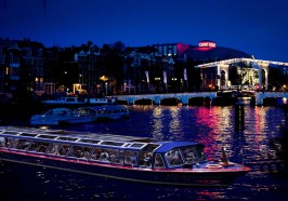 What to do in Amsterdam - Amsterdam: 1.5-Hour Evening Canal Cruise