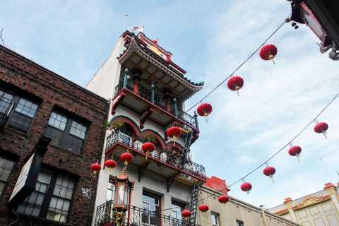 San Francisco Chinatown Culinary Walking Tour