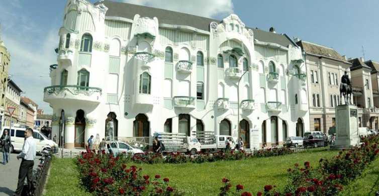 Budapest's Art Nouveau: 3-Hour Walk with a Historian