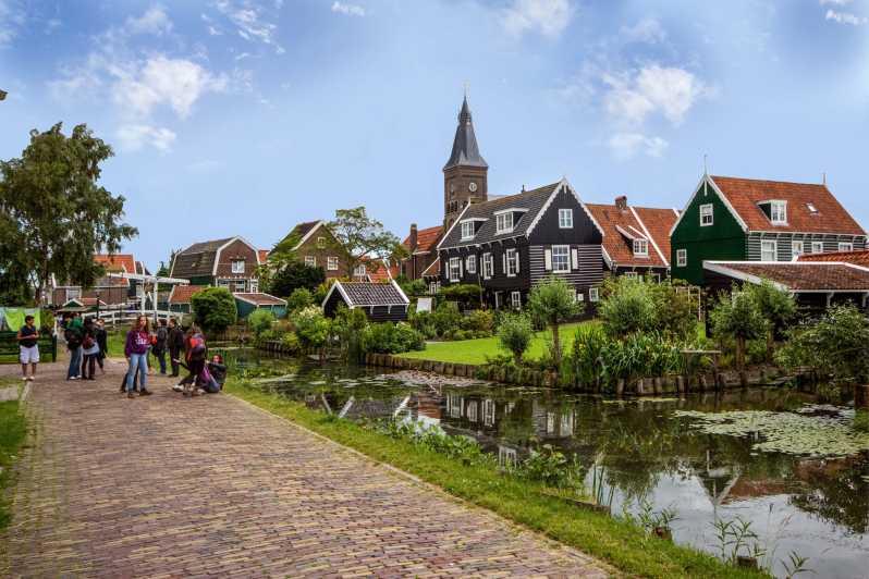 Marken, Volendam and Edam: Private Full-Day Tour   GetYourGuide