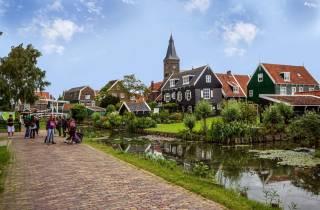 Ab Amsterdam: Private Tour nach Marken, Volendam & Edam