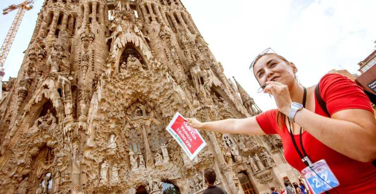 Sagrada Familia & Gaudi Guided Tour