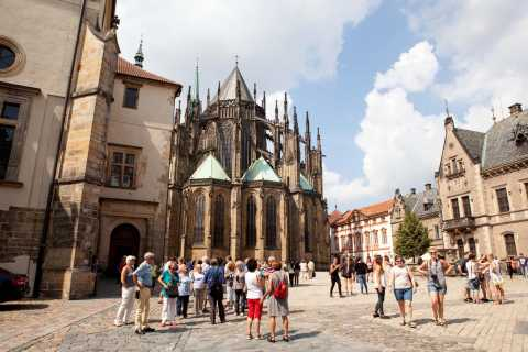 Prague City 3-Hour Tour with Changing of the Guard