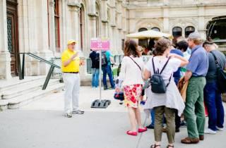 Wien stellt sich vor III: Mittelalter & Judentum