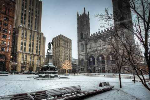 Old Montreal: 90-Minute Guided Walking Tour