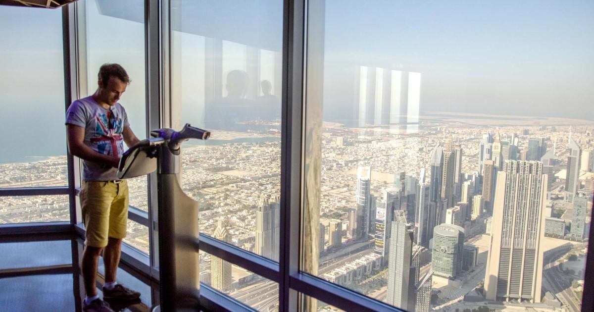 Dubai Burj Khalifa Tickets Tour Level 124 125 And 148 Dubai United Arab Emirates Getyourguide