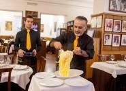 Essen wie ein Star: Restaurant Alfredo alla Scrofa Rom