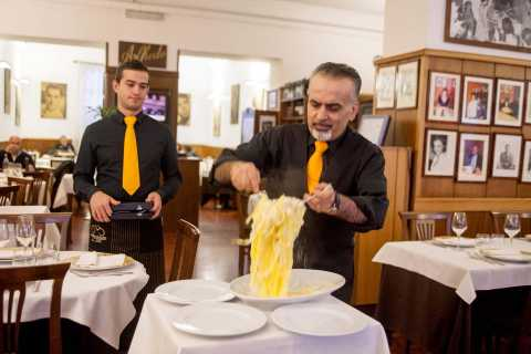 Alfredo alla Scrofa Restaurant in Rome: Eat Like a Star