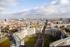 Berlim: Ingresso Sem Fila para Elevador Panoramapunkt