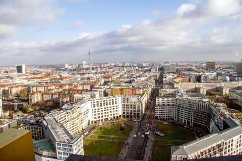 Berlijn: ticket Panoramapunkt met voorrang bij de lift