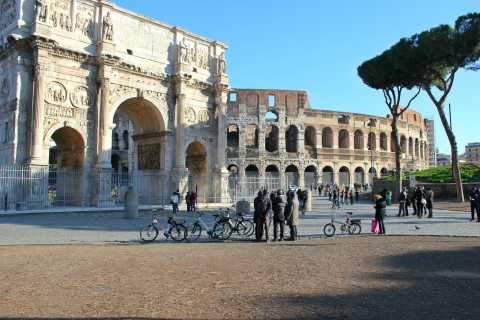 Electric Bicycle Rental: Explore Rome at Ease
