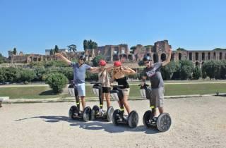 Segway-Tour: Antikes Rom