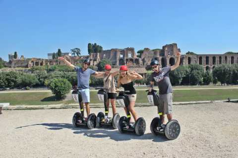 Ancient Rome Segway Tour in German