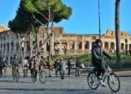 Rom: E-Bike-Tour über das antike Pflaster