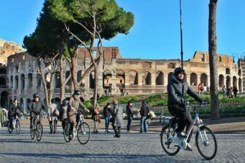 3-Hour Tour of Ancient Rome by Electric Bike