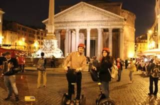 Rom: Abendliche Segway-Tour