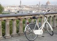 Florenz: 2-stündige Sightseeing-Fahrradtour