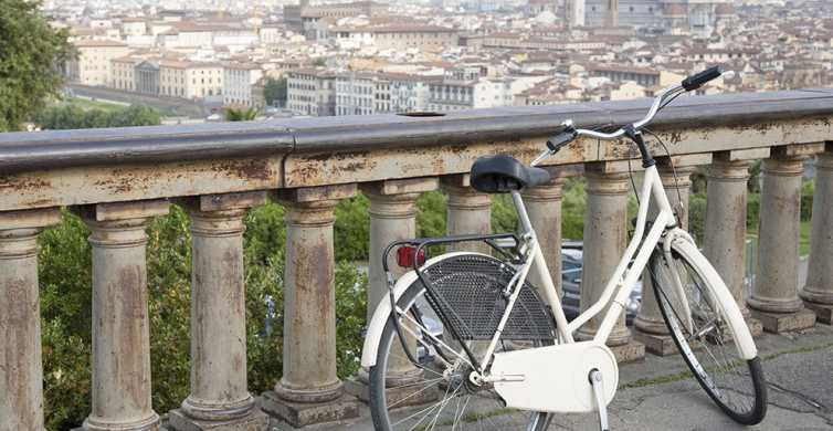 Florence: 2 uur sightseeing per fiets