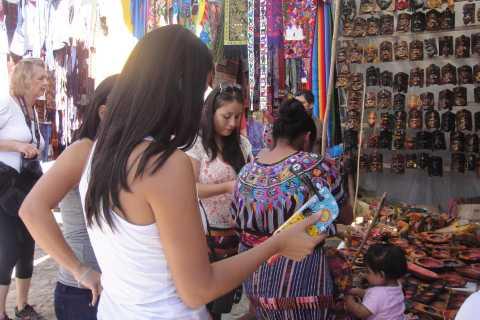 Chichicastenango and Lake Atitlan Tour From Antigua