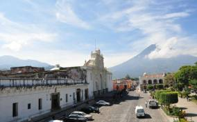 Antigua City Tour Full Day From Guatemala City