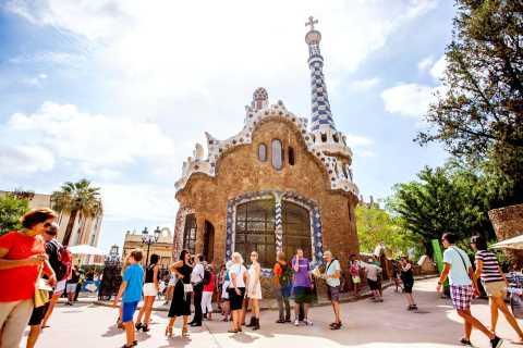 Barcelona: Privattour mit Vorzugseinlass