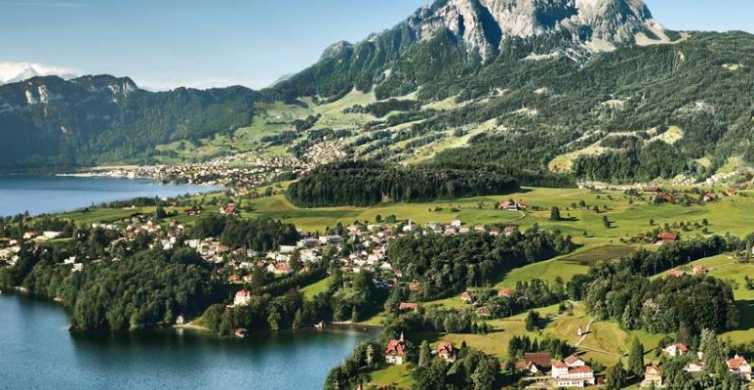 Mt. Pilatus and Mt. Titlis 2-Day Tour from Zurich