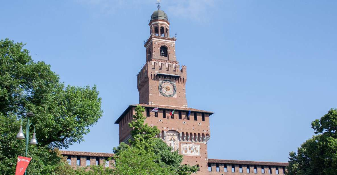 Milan Hop-on Hop-off Bus Tour: 72, 48-Hour or 1 Day Ticket