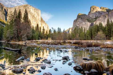 San Francisco: Yosemite National Park & Giant Sequoias Hike