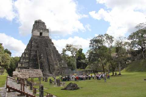 Tikal Day Tour From Flores With Lunch