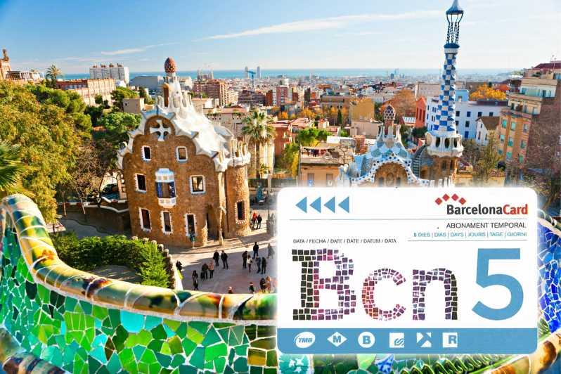 Barcelona Card Barcelona-Home