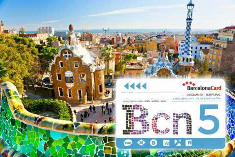 Barcelona Card: 25+ Museums and Free Public Transportation