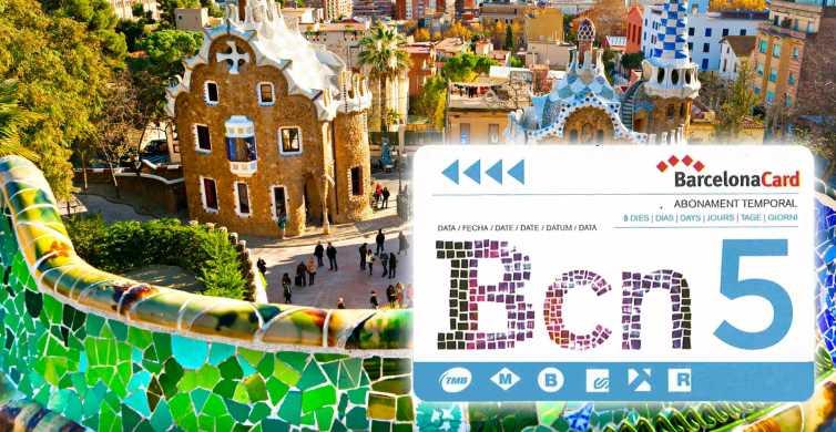 Barcelona Card: 25 Museus e Transporte Público Gratuito