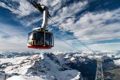 Excursão ao Monte Titlis saindo de Zurique