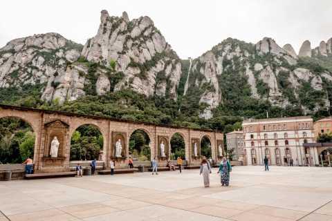 Tour Montserrat en Barcelona