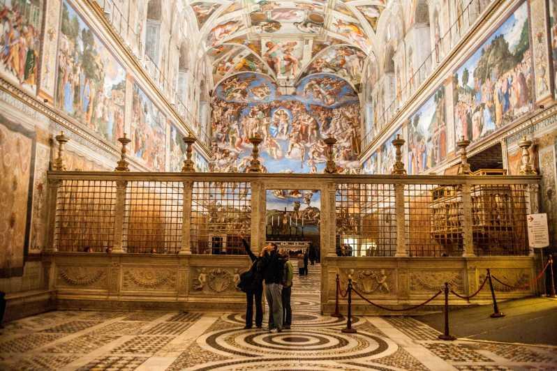 Cappella Sistina e Musei Vaticani: primo ingresso al mattino